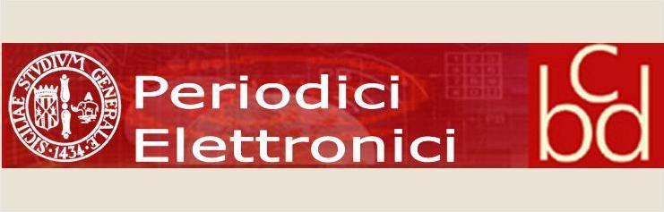 Periodici Elettronici dell'Università di Catania